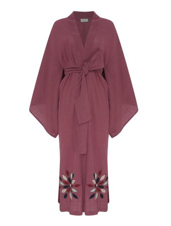 Kimono-Marrocos-Vermelho