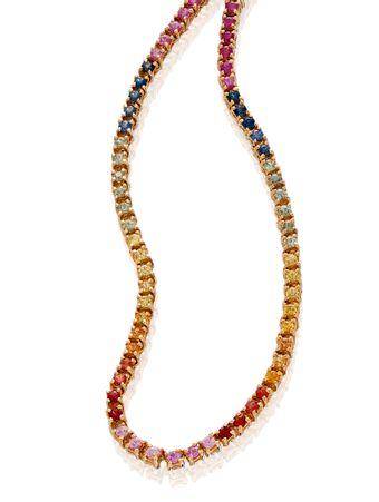 Colar-Safiras-Multicolor
