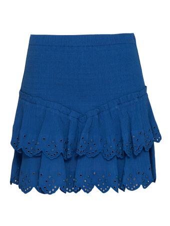 Saia-Curta-Azul