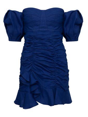 Vestido-Curto-Azul