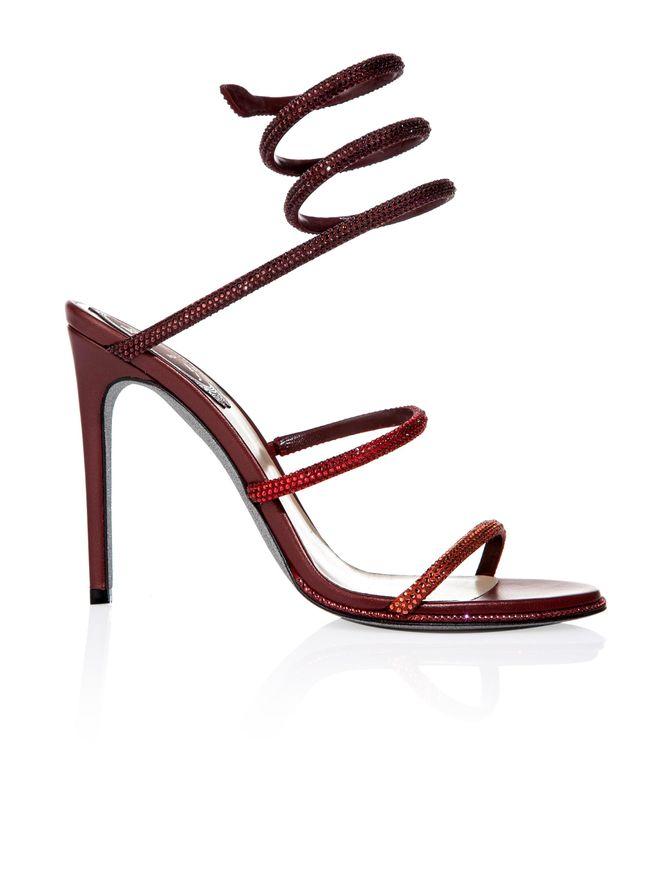 Sandalia-Cleo-Vermelha