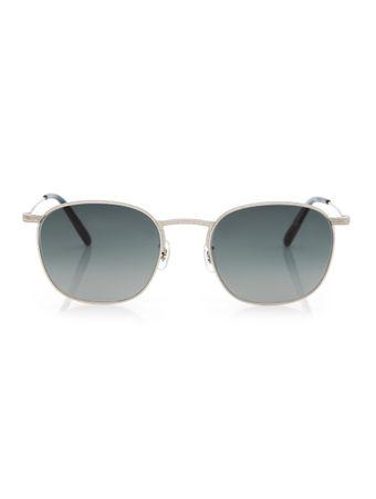 Oculos-de-Sol-Retangular-Prateado