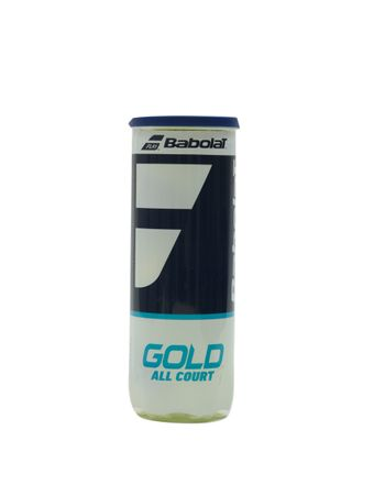 BOLA-BABOLAT-GOLD-ALL-COURT-X3-TI501086-AMARELO--TI501086--113