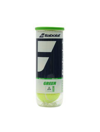 BOLA-BABOLAT-GREEN-X3-K-TI501066-AMARELO--501066-0113