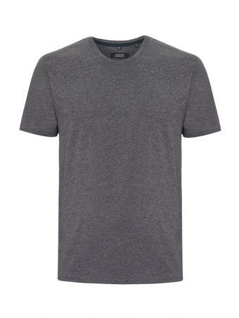 T-Shirt-Careca-Cinza