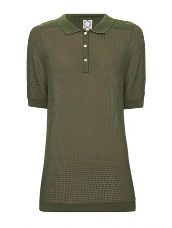Camisa-Polo-Verde