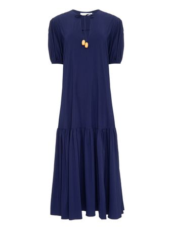 Vestido-Raya-Azul