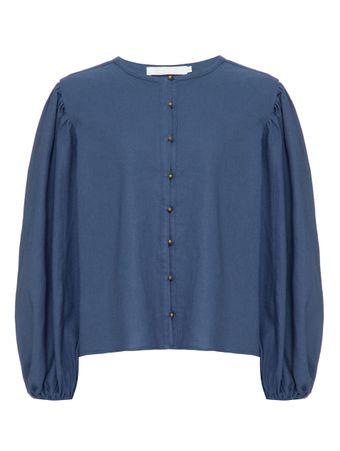 Camisa-Nina-Azul