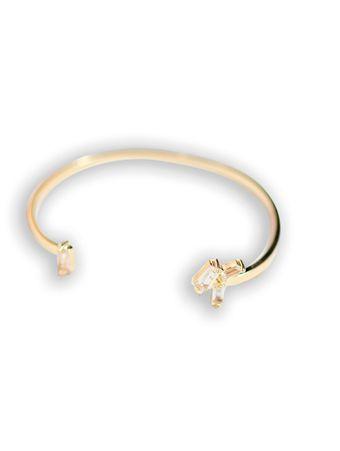 Bracelete-Topazio-Branco-Revestido-de-Ouro
