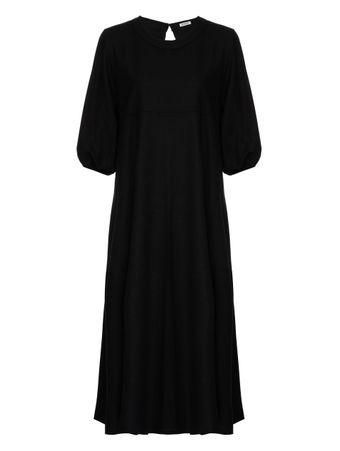 Vestido-Bufante-Preto