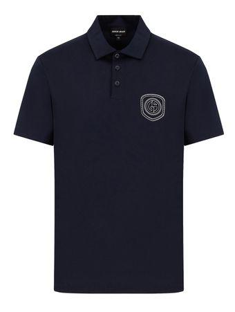 Polo-Logo-Azul