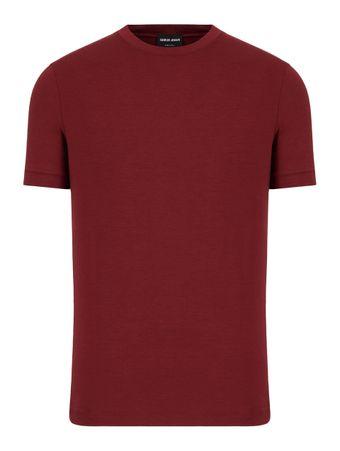 Camiseta-Manga-Curta-Vinho