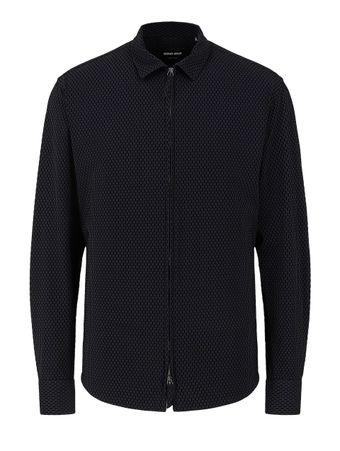 Camisa-Ziper-Estampada