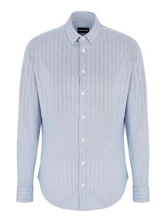 Camisa-Lustre-Azul