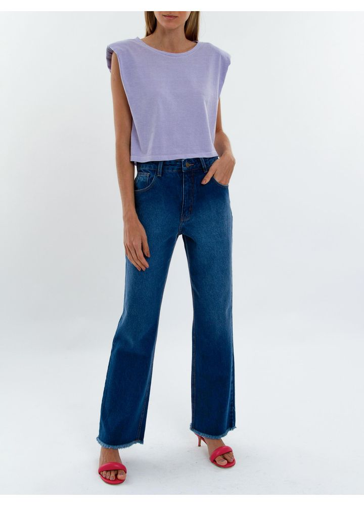 MUSCLE-TEE-QEZEL-LILAS