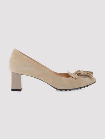 Sapato-de-Camurca-Nude-38-IT