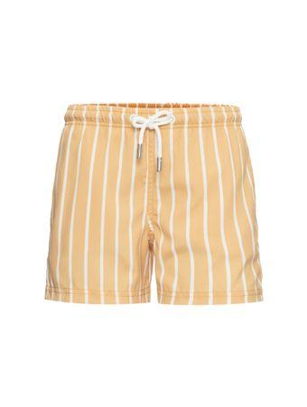 Shorts-Stripes-Yellow