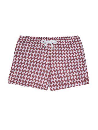 Shorts-Azulejo