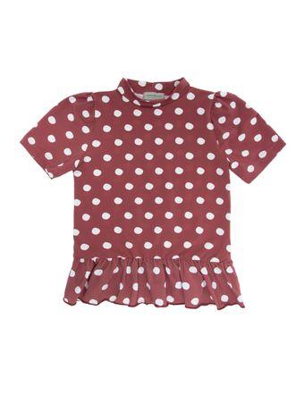 Camiseta-Pois