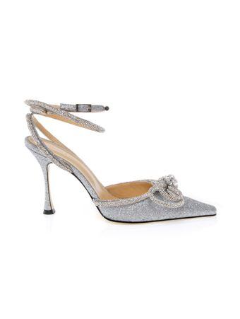 Sapato-Double-Bow-Metalizado