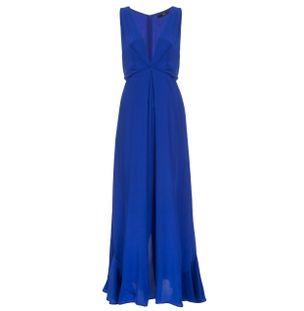 Vestido-Fuerteventura-de-Seda-Azul