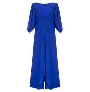 Vestido-Longo-Boipeba-de-Seda-Azul