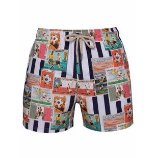 Shorts-Regular-Selo-Preto