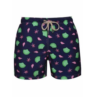 Shorts-Regular-Mini-Conchas-Azul