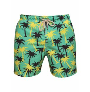 Shorts-Regular-Coqueiro-Verde