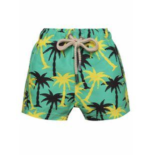 Shorts-Kids-Coqueiro-Verde