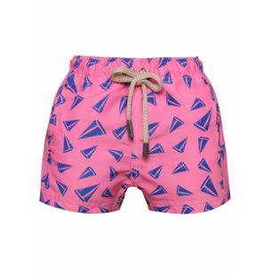 Shorts-Kids-Barco-a-Vela-Rosa
