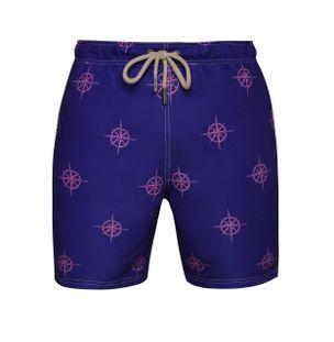 Shorts-Long-Timao-Azul