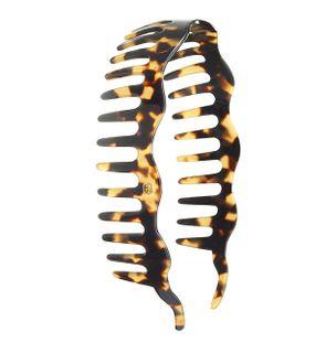 Tiara-Dente-Basiques-Estampado-Marrom