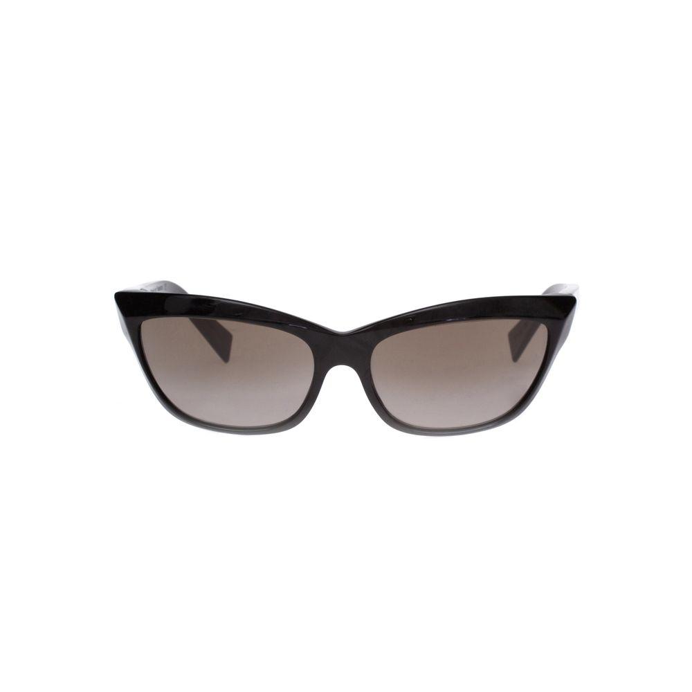 Óculos De Sol Gatinho Alain Mikli 1166 Preto - Shopping Cidade Jardim eab1dd2403