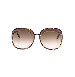 Oculos-De-Sol-Bottega-Veneta-0138S-Estampado-Marrom
