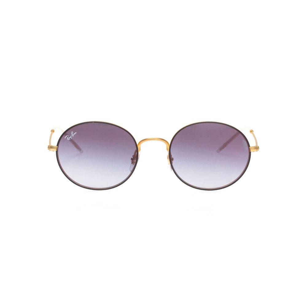 90ab9e4708 Óculos de Sol Redondo 3594 Dourado - Shopping Cidade Jardim