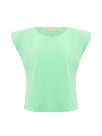 Blusa-Muscle-Tee-Qezel-Verde