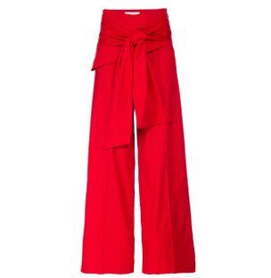 Calca-Pantalona-Sarja-Vermelho