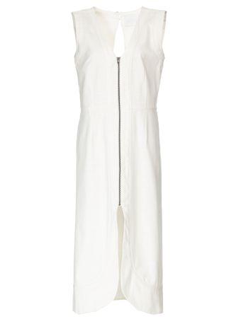 Vestido-Midi-Jackie-Off-White