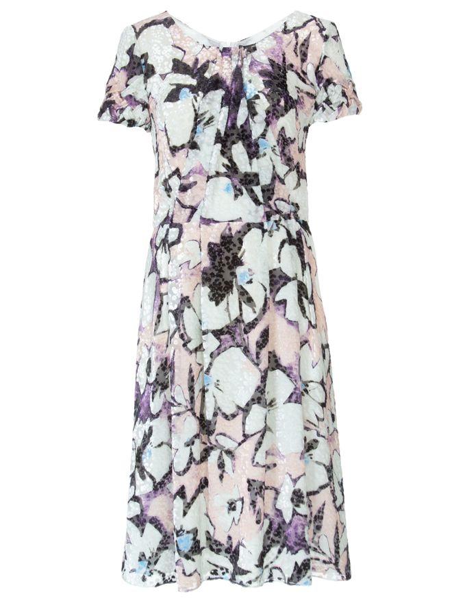 Vestido-Curto-Evase-Floral-Rosa