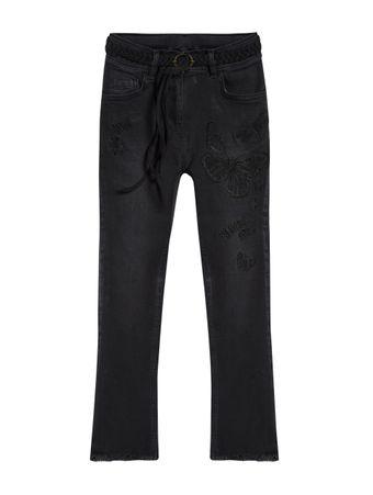 Calca-Jeans-Preta