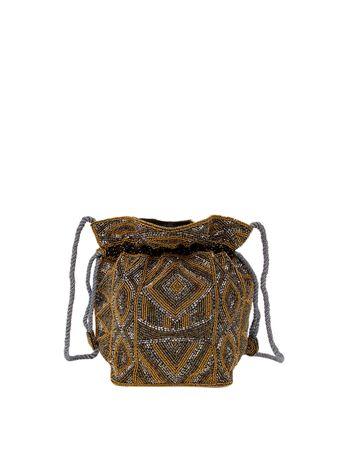 Bolsa-Saquinho-Bordado-Dourada