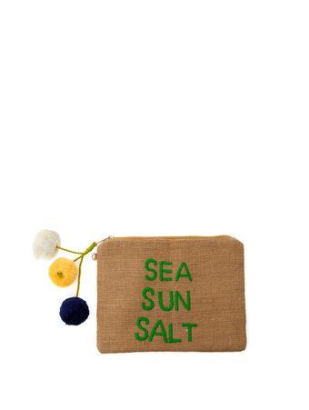 Bolsa-Pouch-Juta-Bordada-Sea-Sun-Salt-Bege