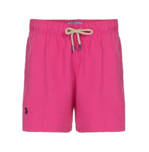 Shorts-Regular-Liso-Rosa