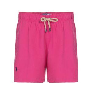 Shorts-Regular-Liso-Rosa