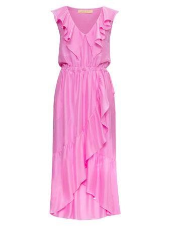 Vestido-Medina-Rosa