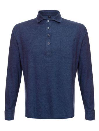 Camisa-Manga-Longa-Azul