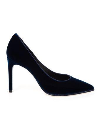 Sapato-Decollete-Salto-Alto-Strass-Azul