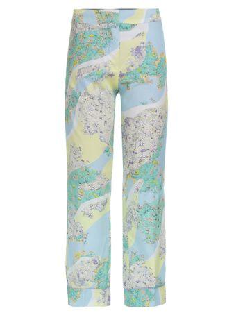 Calca-Capri-Trousers-de-Algodao-Floral-Azul