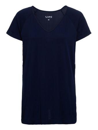 Camiseta-Comfortable-Azul-Marinho